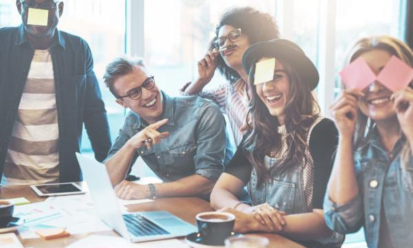 Happy culture is a must in today's companies. creative ideas to boost remote employees' engagement.