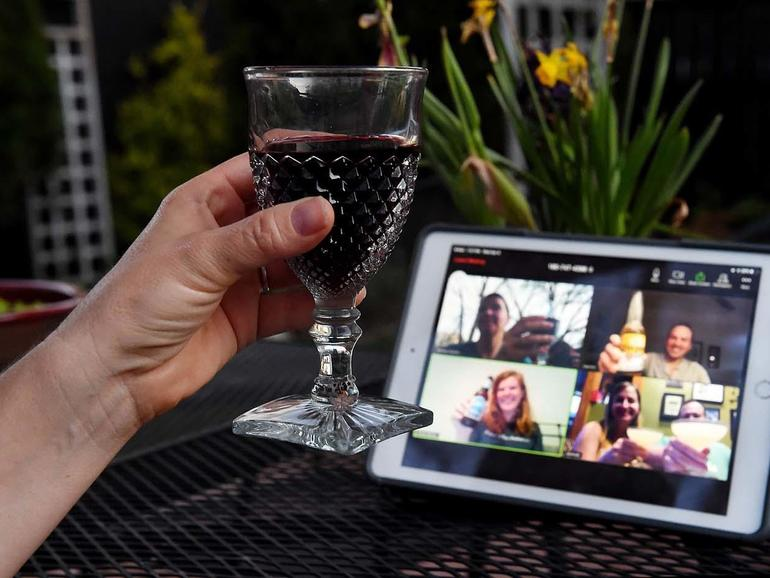Virtual happy hours can be fun opportunities to truly connect with your remote team. creative ideas to boost remote employees' engagement.